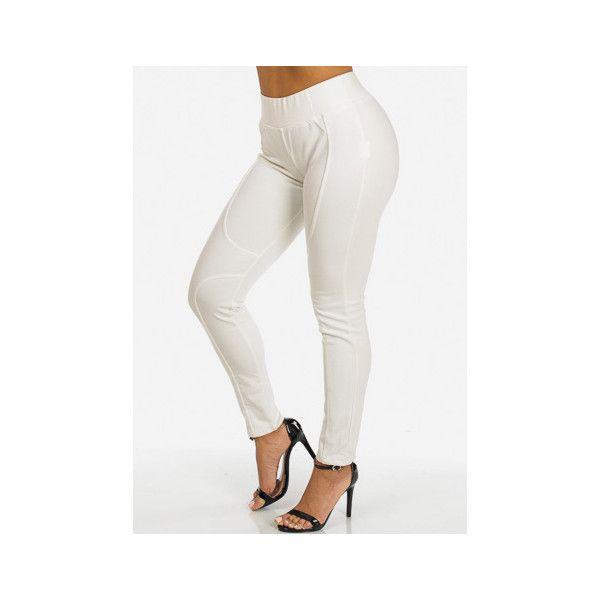 White Dress Pants for Juniors