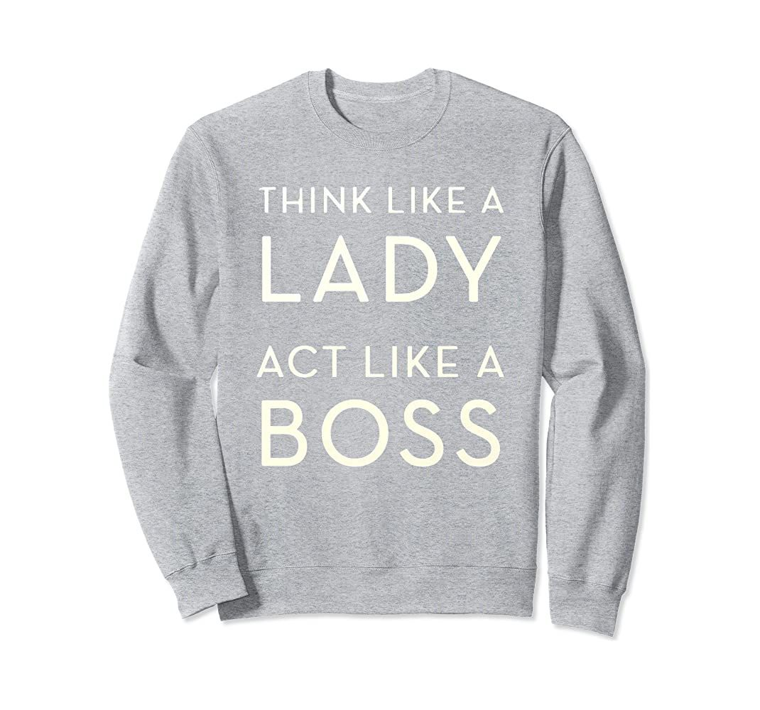 Amazon Com Boss Lady Womens Teenagers Sweatshirt Clothing Boss Lady Sweatshirts Boss Shirts [ 1000 x 1070 Pixel ]
