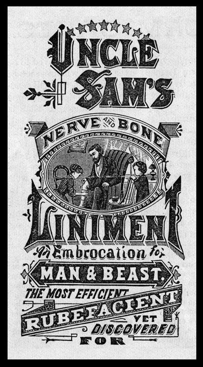 22 Inspirational Examples of Vintage Typography typoghapy - old fashioned wanted poster