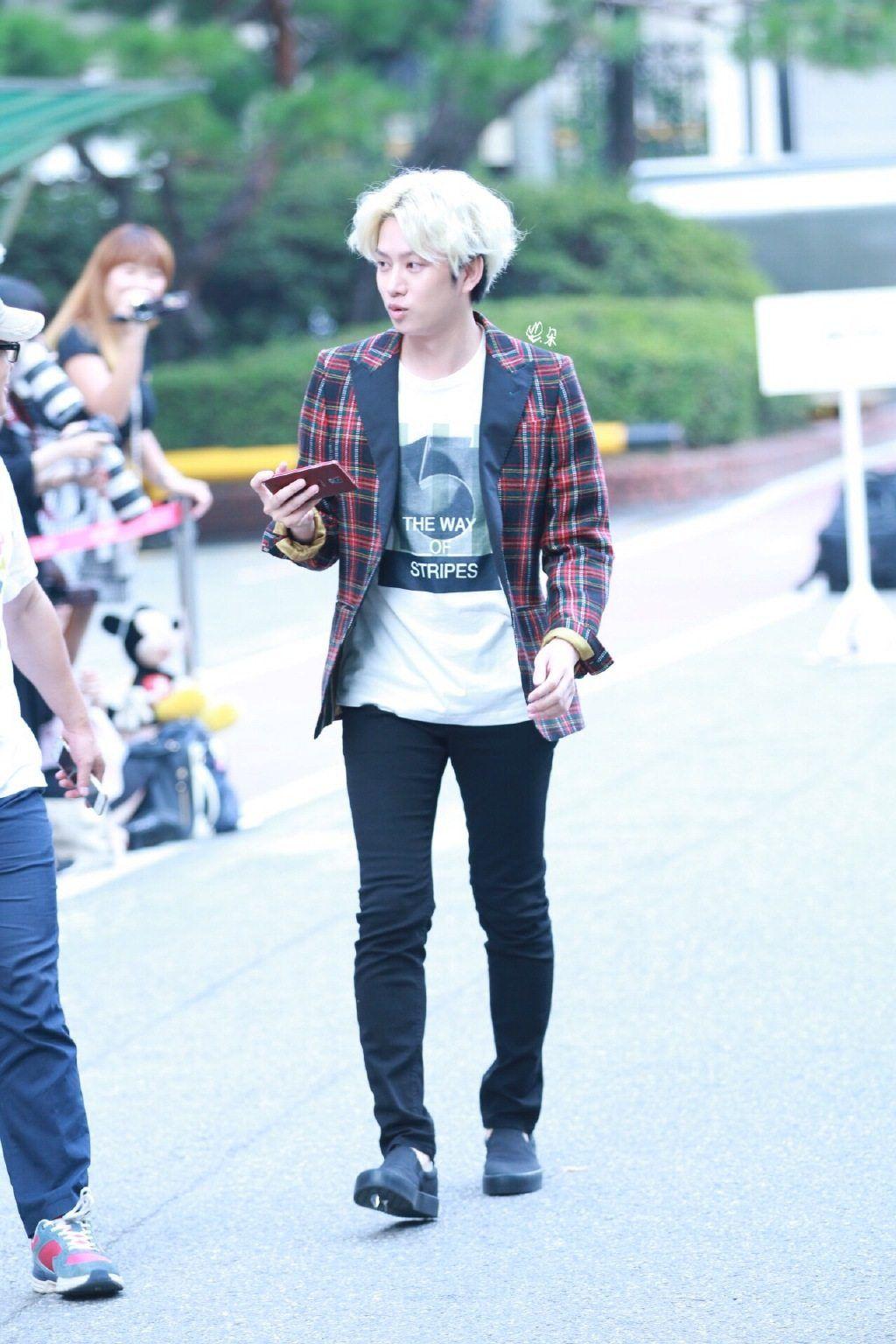 Top 10 K Pop Idols Voted With The Best Legs Koreaboo Kim Heechul Most Handsome Men Heechul