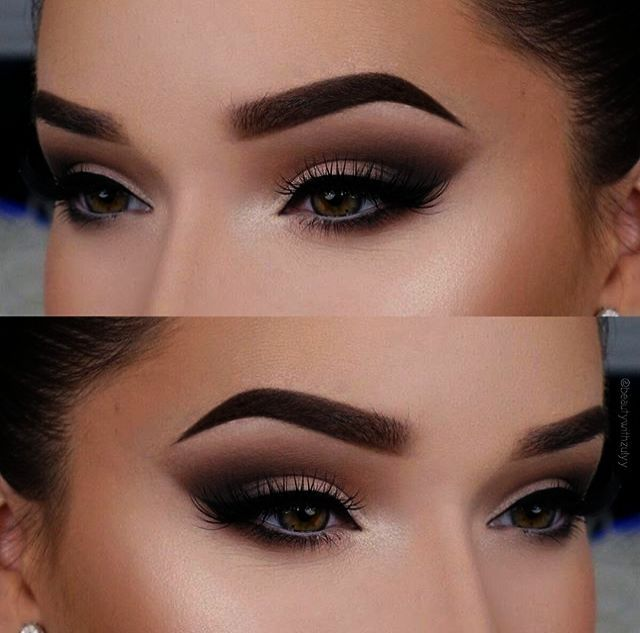 Smokey Eye Tips For Small Eyes Smokey Eye Over 50 Make Ups