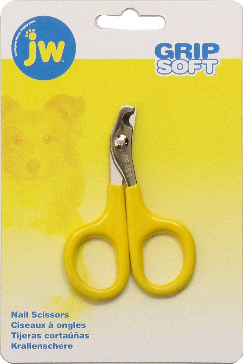 JW Pet Company GripSoft Nail Clipper for Pets, Small >>> Check out this great product.