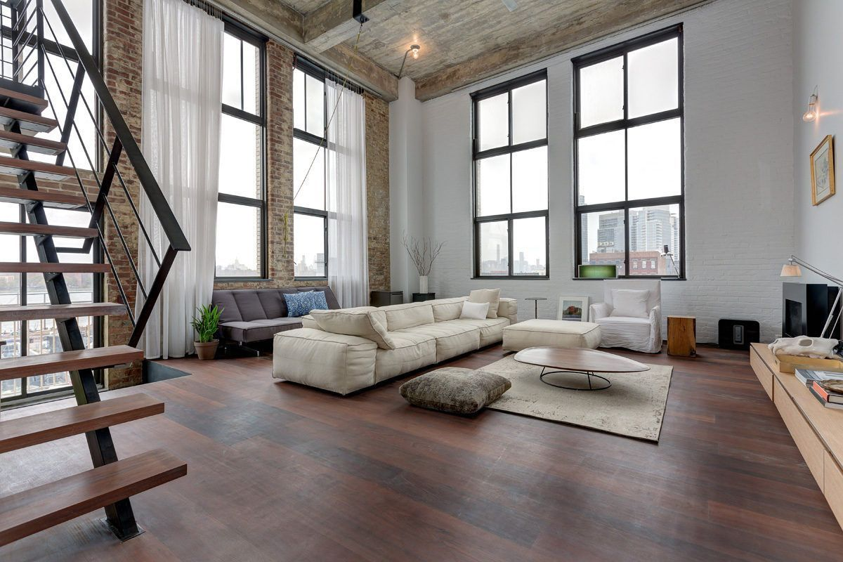 Industrial Chic Decorating Ideas Open House New York Pulls Back The Curtain On 10 Striking