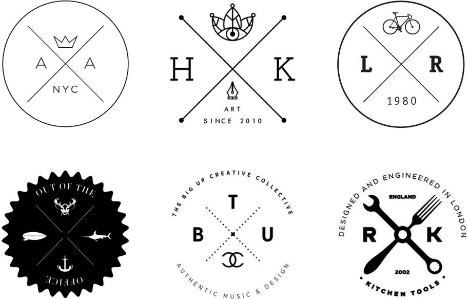 Circle x Logo design inspiration Circle logo design