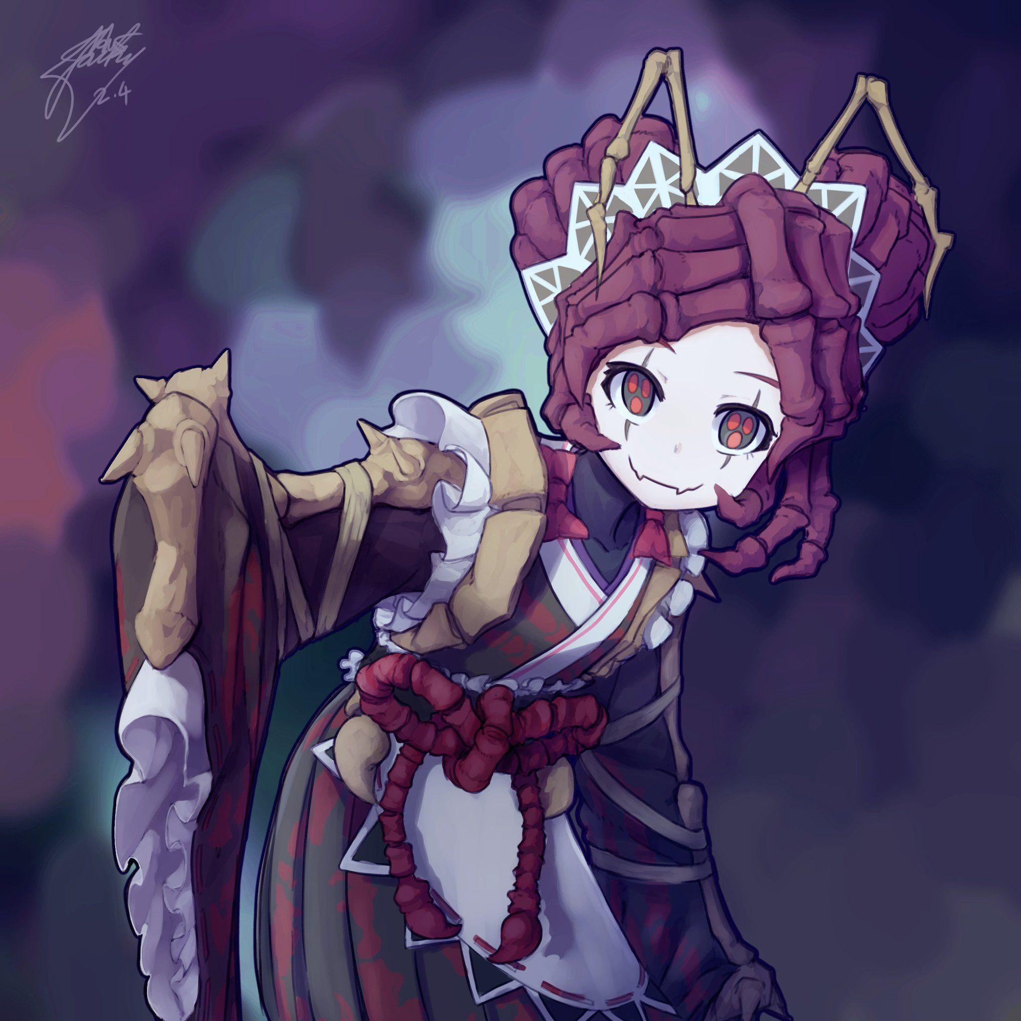 Entoma (Overlord) Anime, Anime fantasie, Kawaii anime
