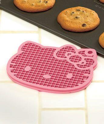 Hello Kitty® Silicone Pot Holder