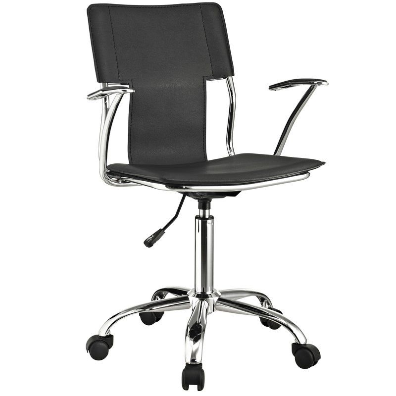 Lindbergh High Back Desk Chair Office Chair Black Office Chair Modern Office Chair
