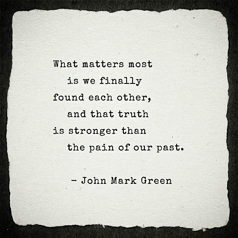 Soulmates That Can T Be Together Quotes: Love Quote By John Mark Green #johnmarkgreenpoetry