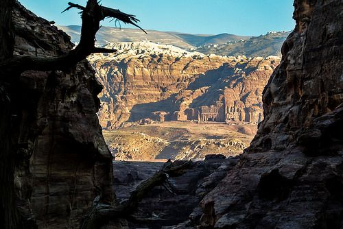 jordan middle east  | Petra, Jordan, Middle East | World Photos