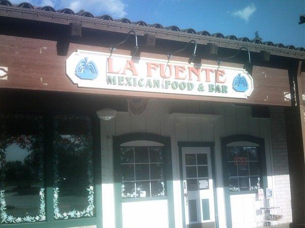 La Fuente Mexican Restaurant Elk Grove Ca