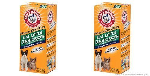 Arm and Hammer Cat Litter Deodorizer, 40 Oz Total (Pack Of  2) *** Trust me, this is great! Click the image. : Cat litter