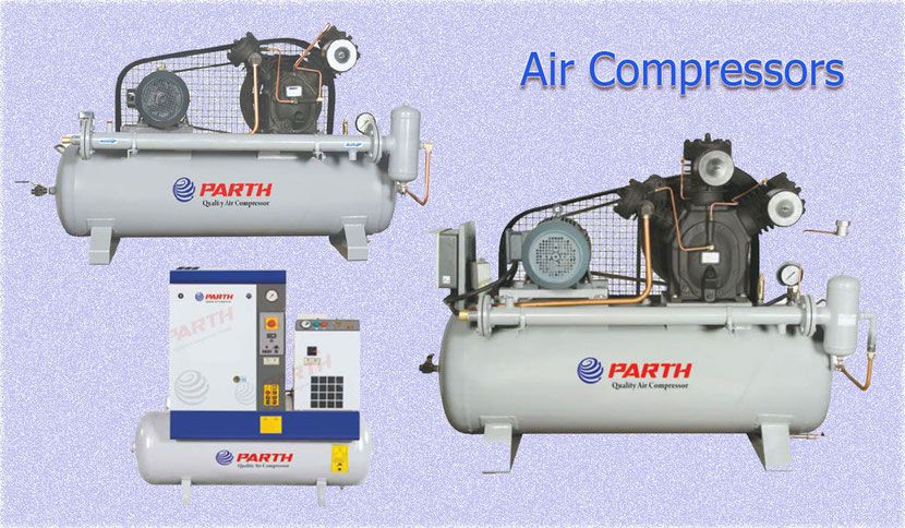 Understanding the Various Types of Air Compressors in 2020