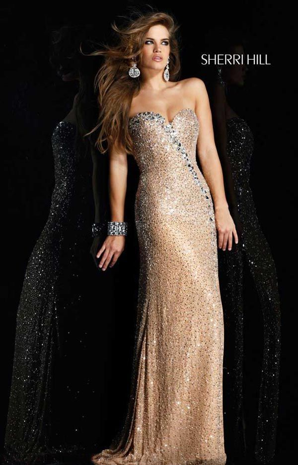 prom dress 2011 | ... Gold Prom Dresses 2011 | Women Fashion, Prom ...