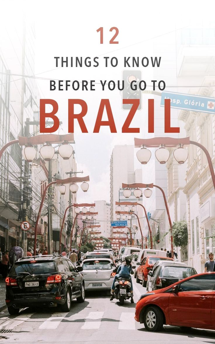 what do you need to travel to brazil from us