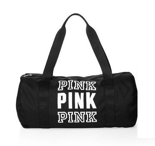 9bc490b79e9 victorias secret pink bolso gym *100% original* vs pilar   Victoria ...