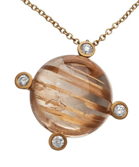 Wendy Brandes Venus Necklace