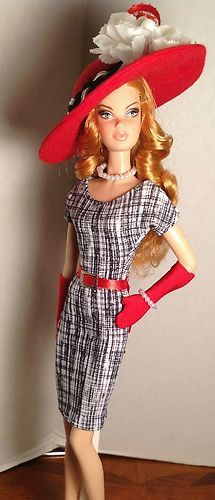OOAK Handmade Outfit for Silkstone Model Muse Other Barbie Dolls | eBay