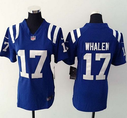 82aff547c Nfl jerseys · Nike Colts  12 Andrew Luck Royal Blue Team Color Draft Him  Name   Number Top
