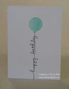 Phenomenal 41 Handmade Birthday Card Ideas With Images And Steps Personalised Birthday Cards Paralily Jamesorg