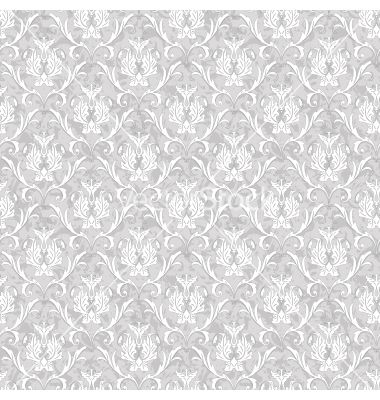 Seamless light colours wallpaper pattern on VectorStock. Wedding invitation background   vintage Victorian seamless pattern