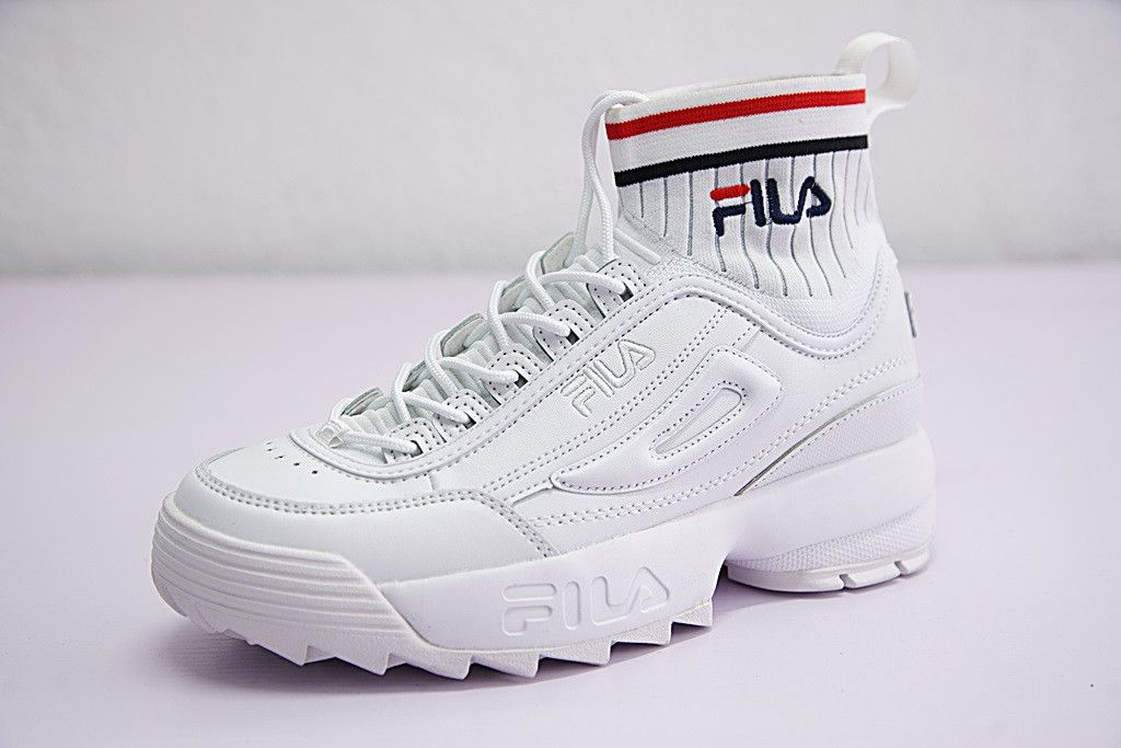 FILA Disruptor II EVO Sockfit FS1HTA1502X_WWT Lovers shoes