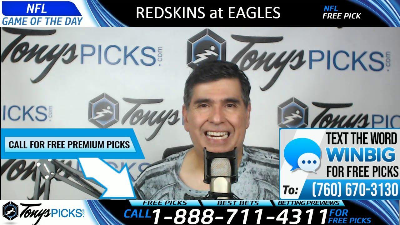 Washington Redskins vs. Philadelphia Eagles Free Picks and