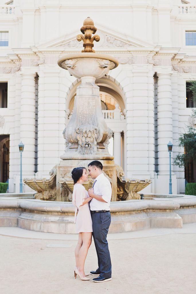 Pasadena Engagement Session City Hall Wedding Photos Pasadena City Hall City Hall Wedding