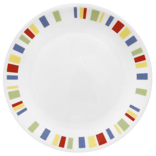 BESTSELLER! Corelle Livingware 8-1/2-Inch Luncheo... $5.85