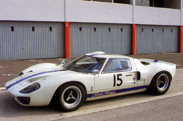 Ford Gt 40 1966 Ford Gt Ford Gt40