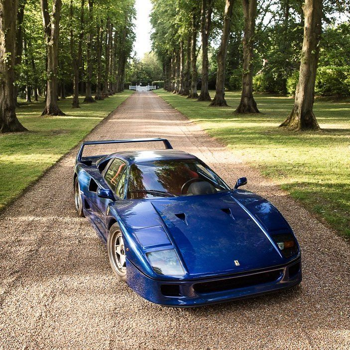 30 years old. I can\'t imagine a car now that will feel this fast in ...