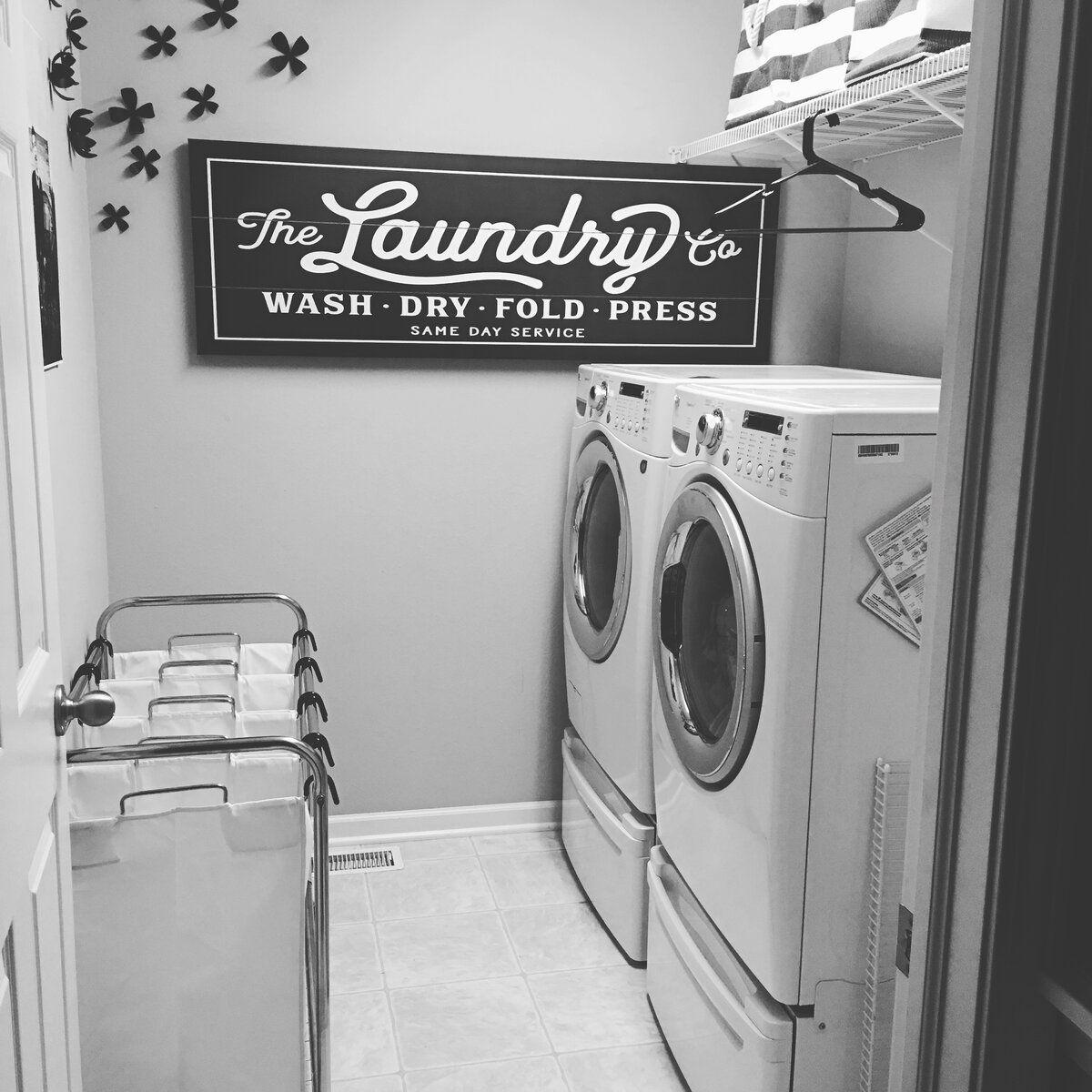 Heavy Duty Quad Laundry Hamper In 2020 White Laundry Hamper
