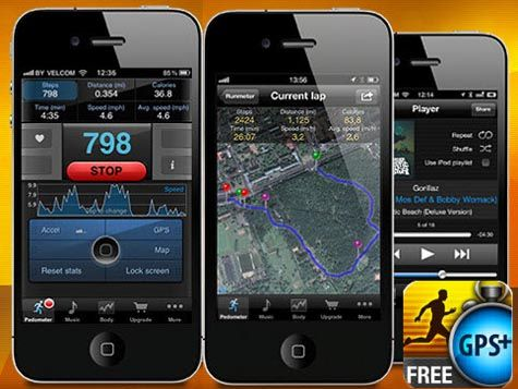 Which is the Best Free iPhone Pedometer App? Step Counter