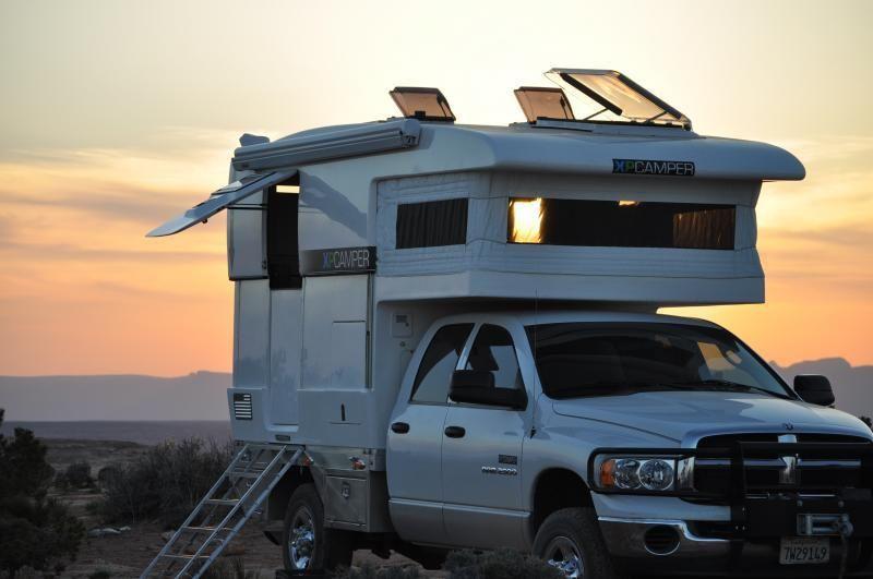 Dodge Truck Pop Up Camper Truck Campers Pinterest Dodge