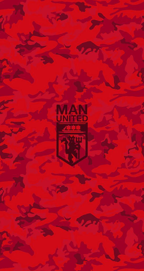 Camo Manchester United Wallpaper Manchester United Logo Manchester United Art