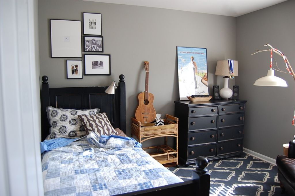 boys black bedroom furniture - interior design bedroom color schemes