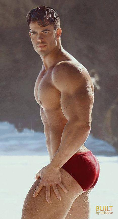 Beach Bubble Butt By Builtbytallsteve Deviantart Com On Deviantart Gorgeous Men Most