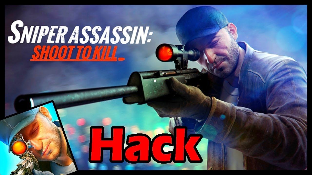 sniper 3d assassin hack apk and data