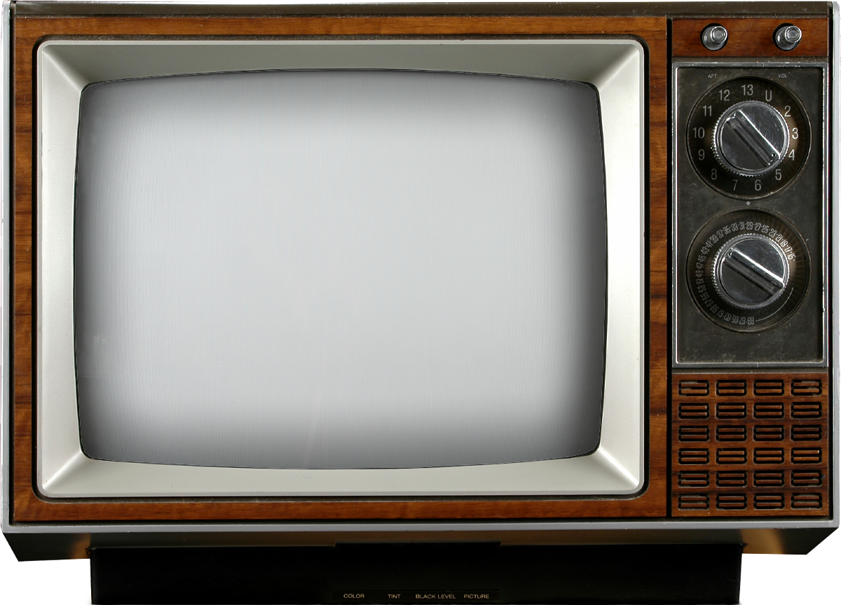 Old Television Png Image Old Tv Tv Television