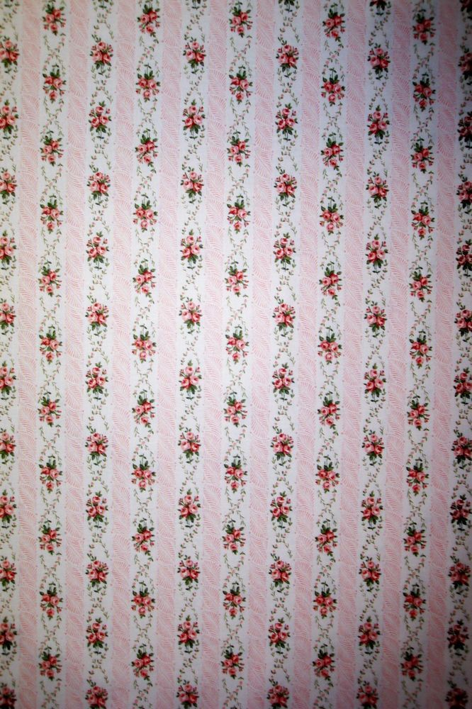 Rows of Roses-2 yards- Fabric-Roses #RedRooster