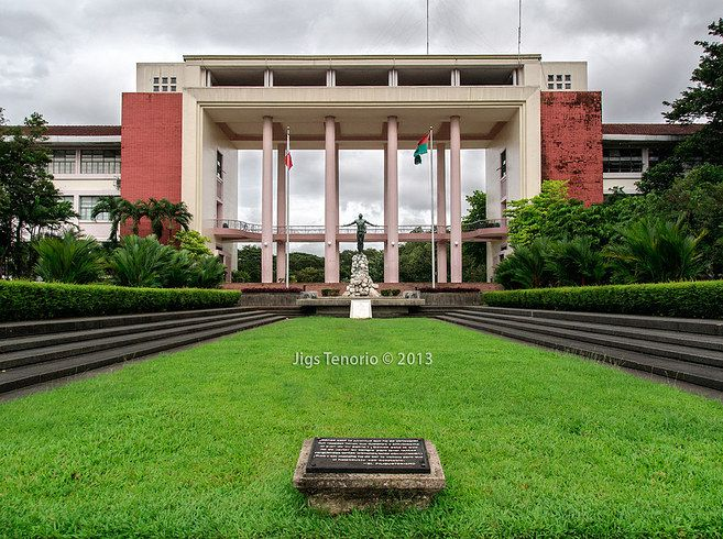 Famous Architecture Buildings In The Philippines university of the philippines diliman | philippines