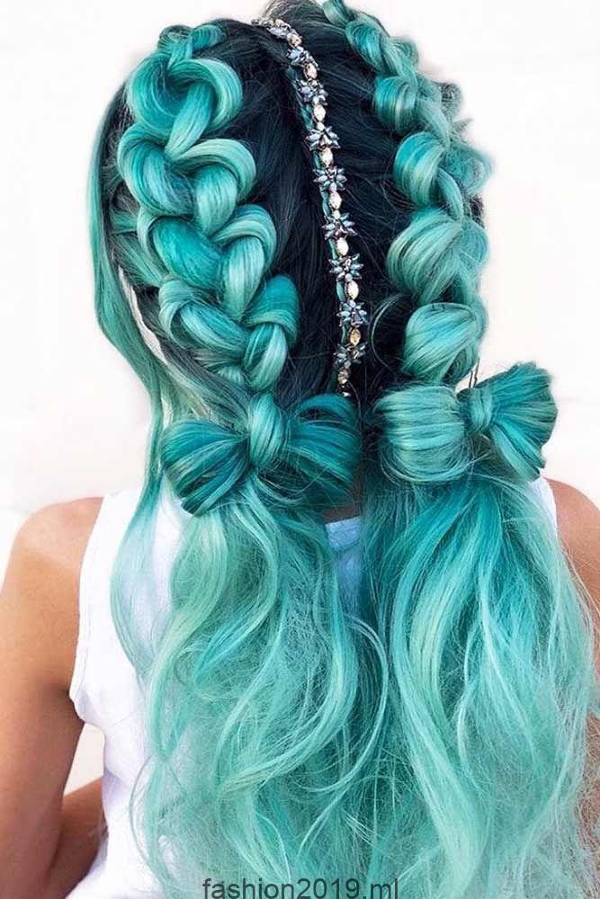 Más de 50 encantadores peinados trenzados, #charmante #styles #braided #hair