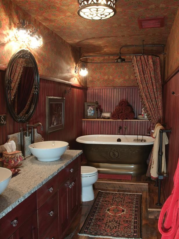 Our top luxury baths featured on HGTVcom