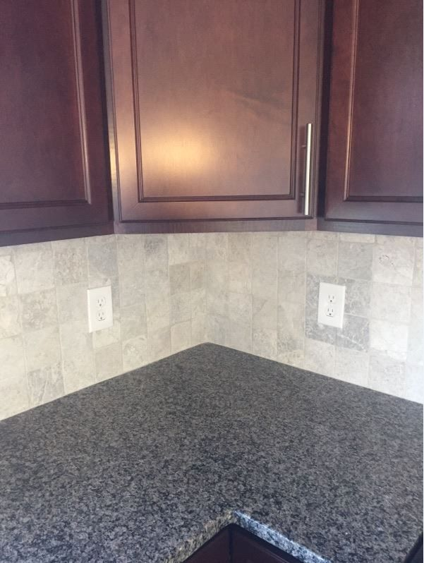 Limestone Arctic Gray L757 4x4 Backsplash Herringbone Backsplash Cheap Backsplash Tile