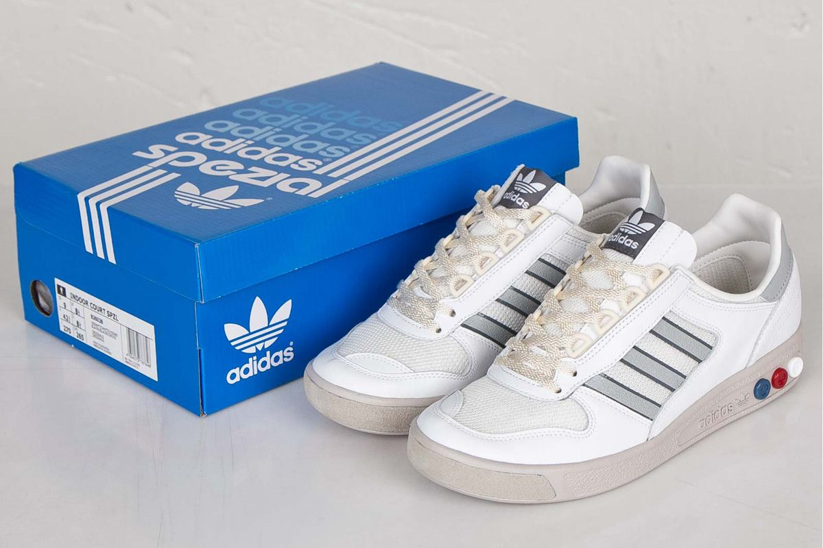 Spezial X Adidas Originals Indoor Court Spzl Sneaker Boxes