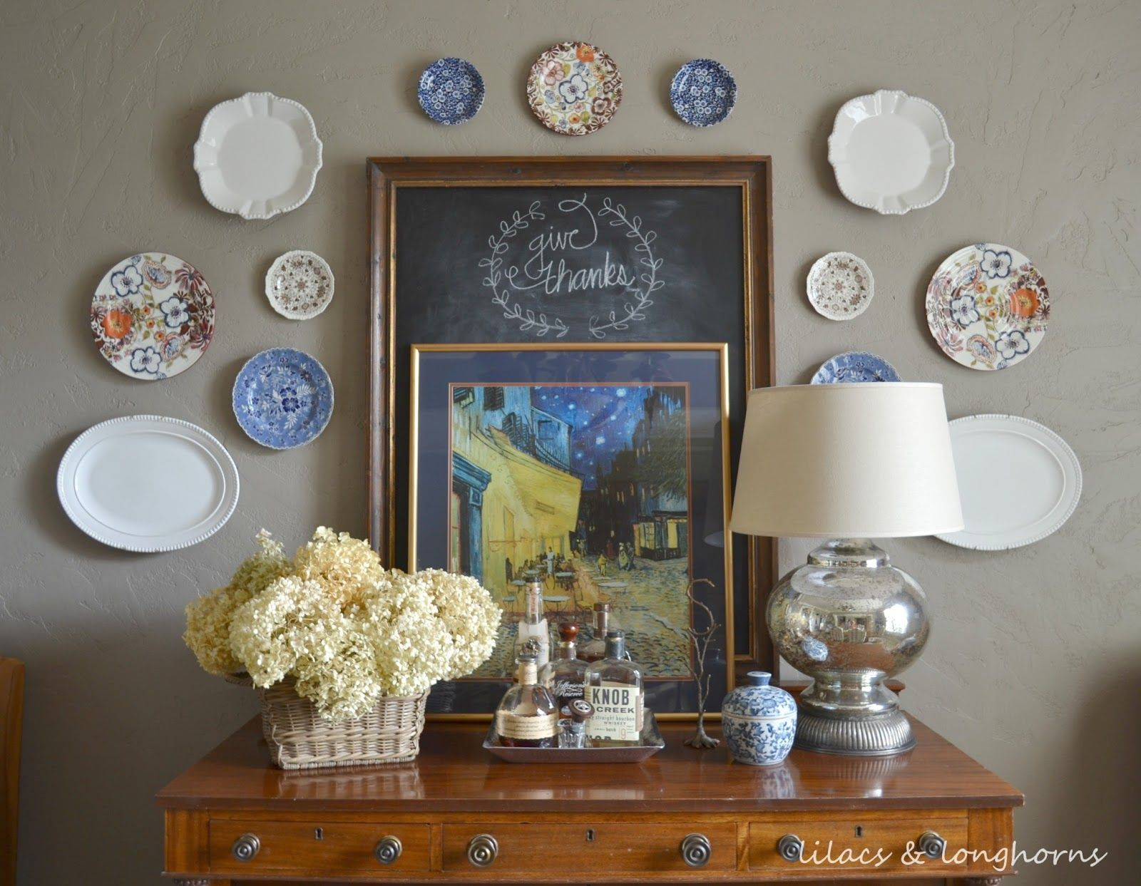 Wall Hanging Plates Tips For Hanging Plates The Best Wayhow To Hang Plates  Lilacs