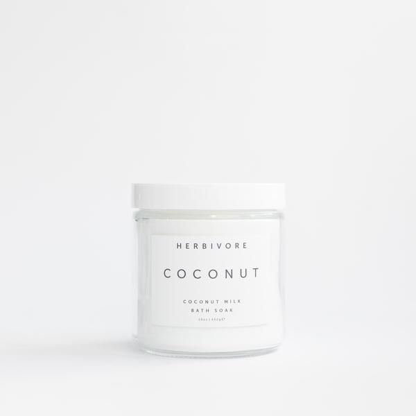 Coconut Milk Bath Soak  |  Modern Citizen