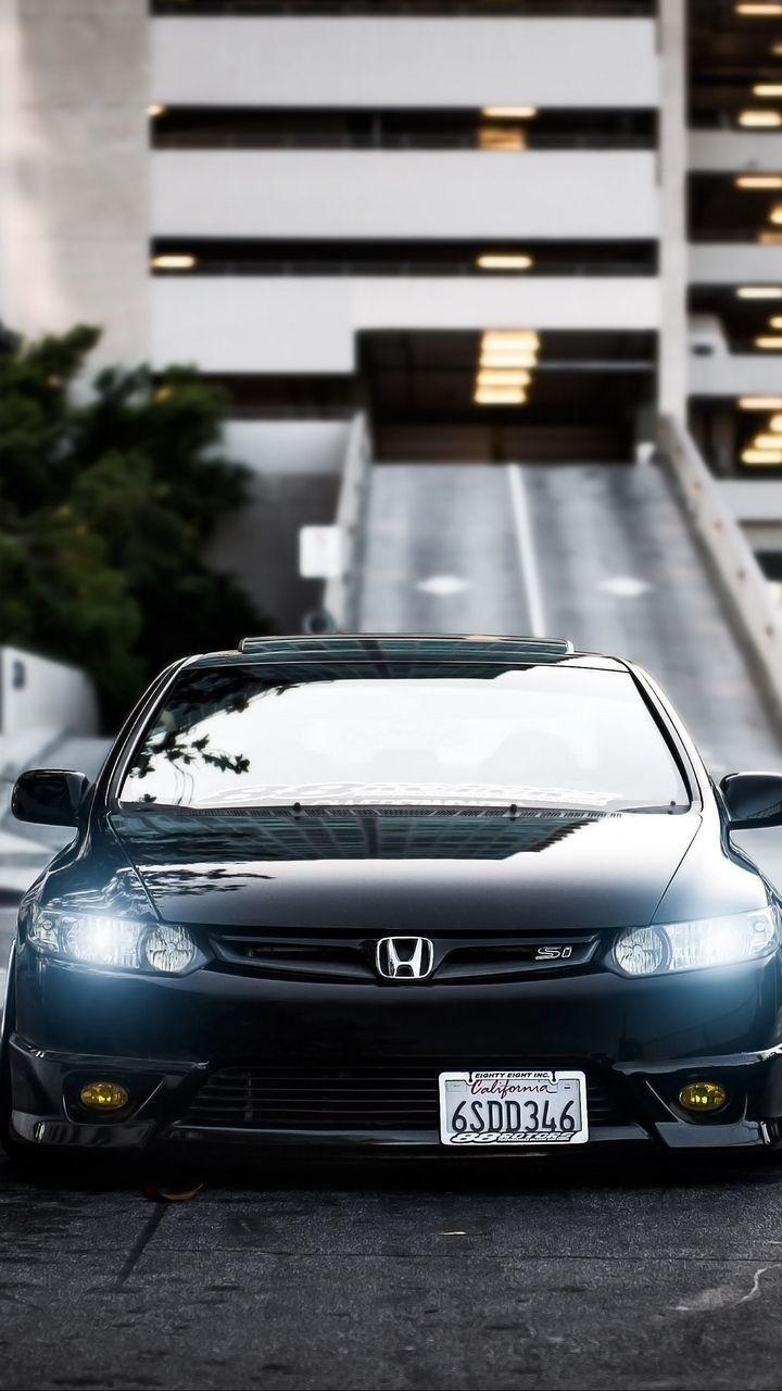 Cars Honda Wallpapers Araba Honda Civic Araba Aksesuarlari