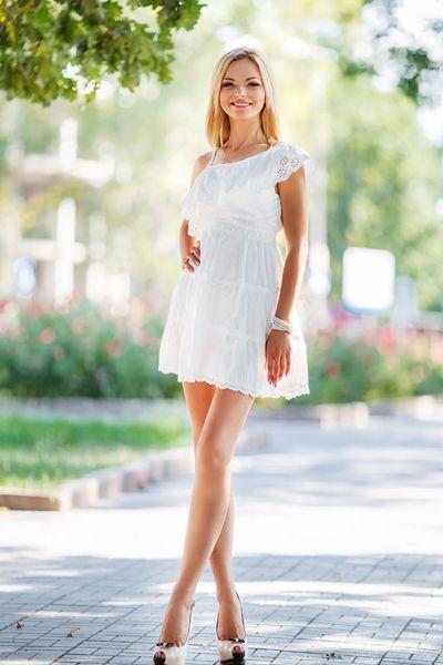 Femme ukrainienne pour mariage