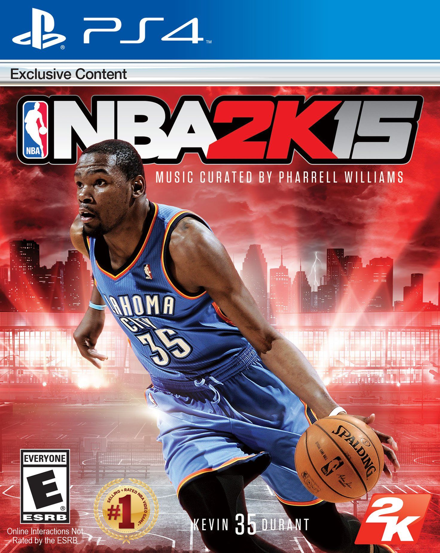 NBA 2K15 PlayStation 4 (With images) Nba, Xbox one