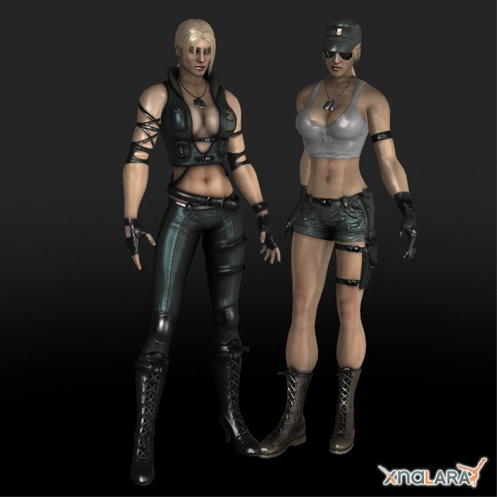 Sonya Blade Mortal Kombat Costume Google Search Blade